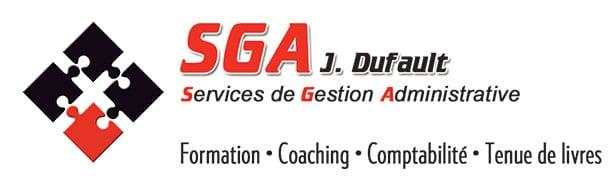 SGA J. Dufault Logo